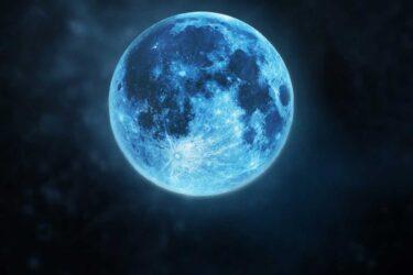 Luna Azul Año 2020