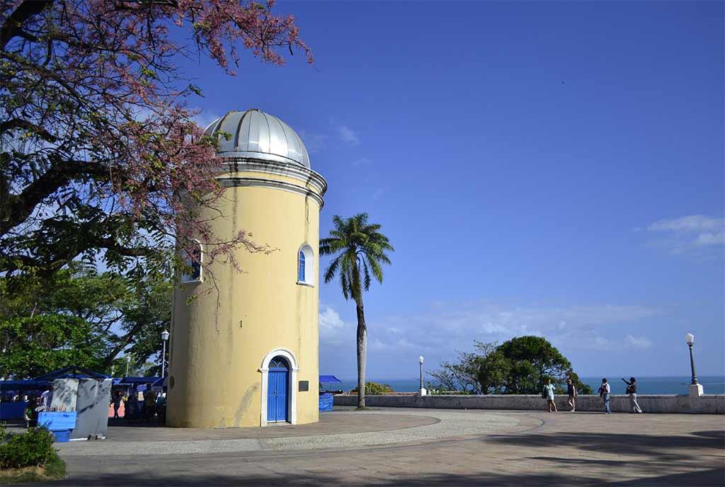 Observatorio Astronómico Alto da Sé [ Calendario Lunar de Brasil]