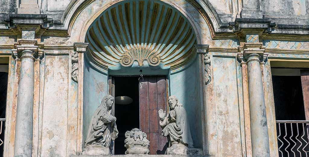Observatorio Astronómico de Belén [ Calendario Lunar de Cuba]