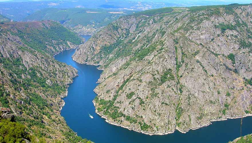 Rio Sil España. Pesca en {Ciudad}