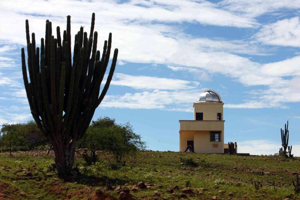 Observatorio Astronómico de la Tatacoa [ Calendario Lunar de Colombia]