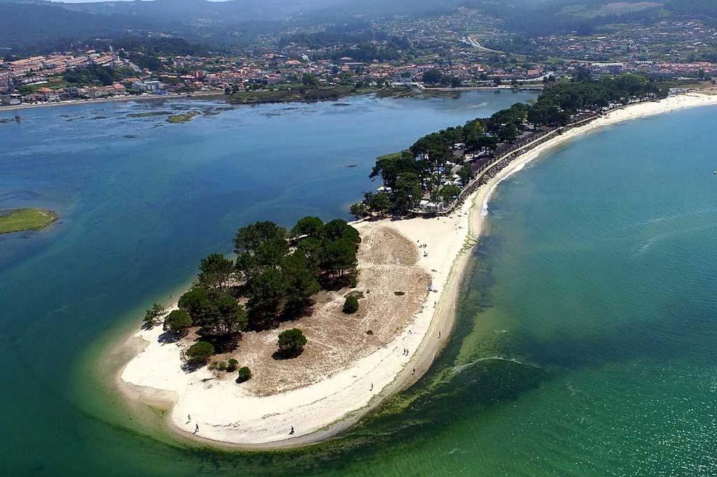 mareas de Bayona Playa