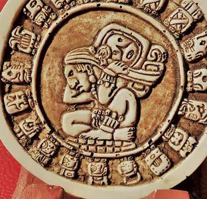 Calendaio Maya