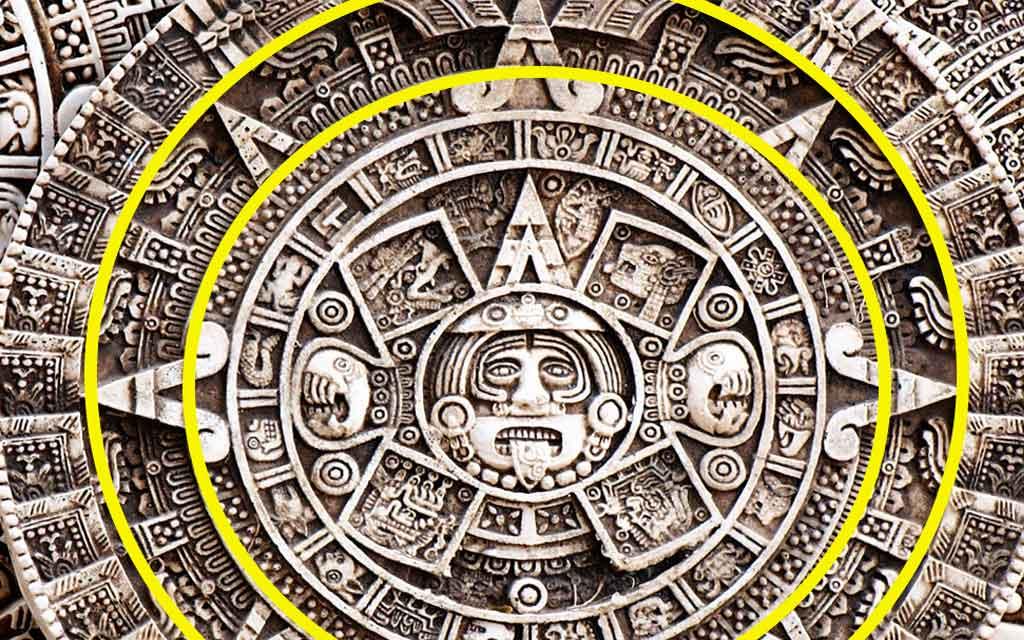 Segundo Anillo del Calendario Azteca