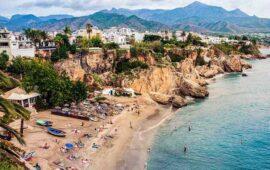Panorámica de la Costa de Málaga
