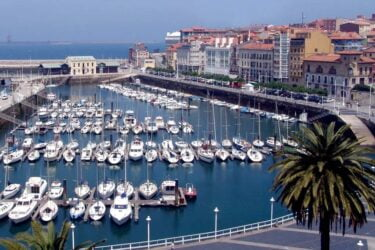 Mareas de Gijón