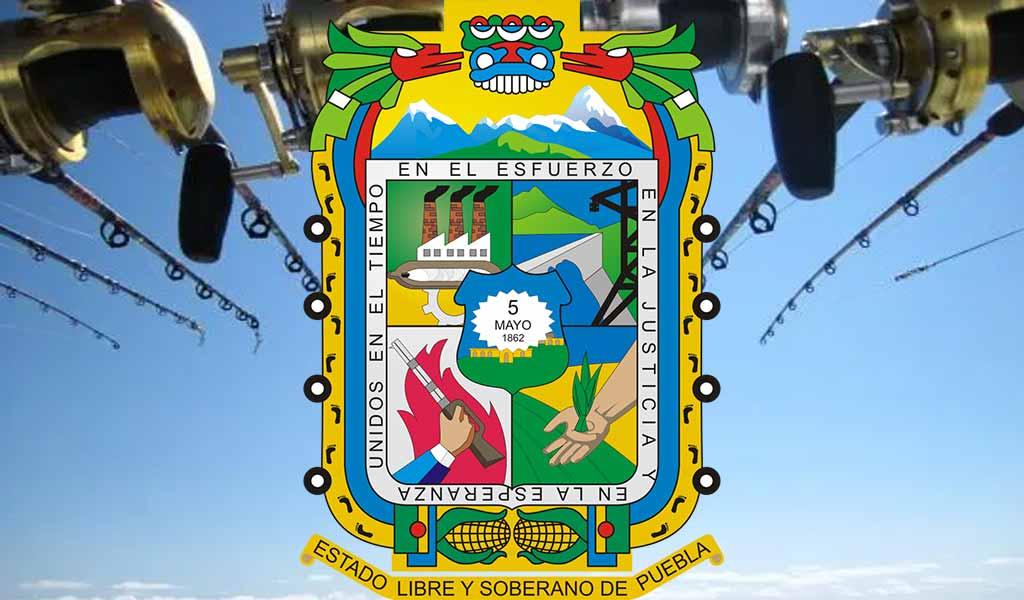 Tablas y Calendario con Lunas para la Pesca en Puebla