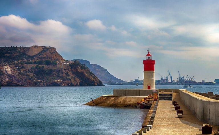 Motivo de Pesca.Tablas Solunares de Cartagena