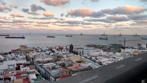 Motivo de Pesca.Tablas Solunares de Las Palmas de Gran Canaria