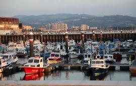 Motivo de Pesca.Tablas Solunares de Santoña