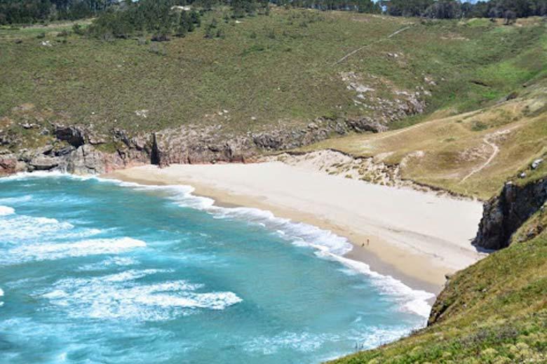 mareas de Playa Arnela