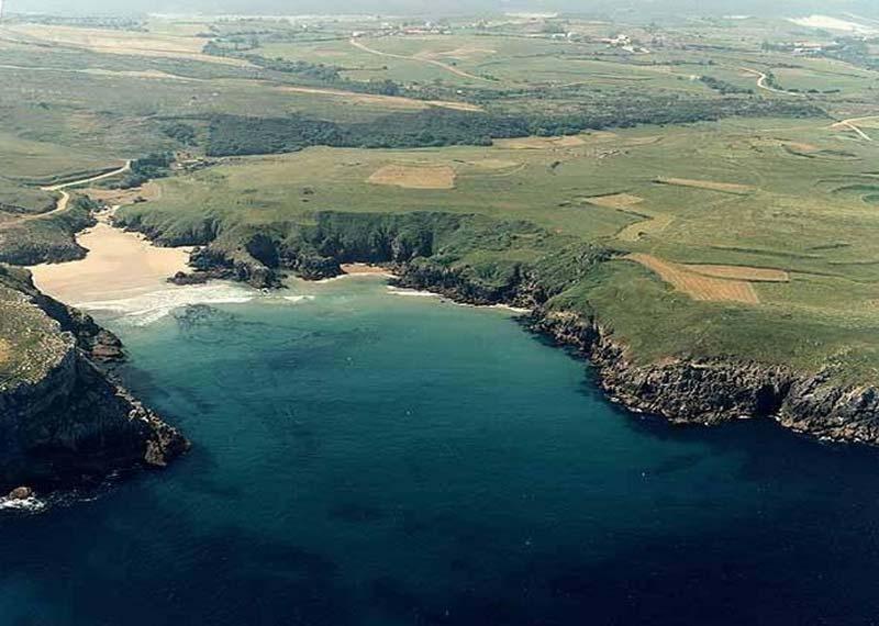 mareas de Playa De Fuentes