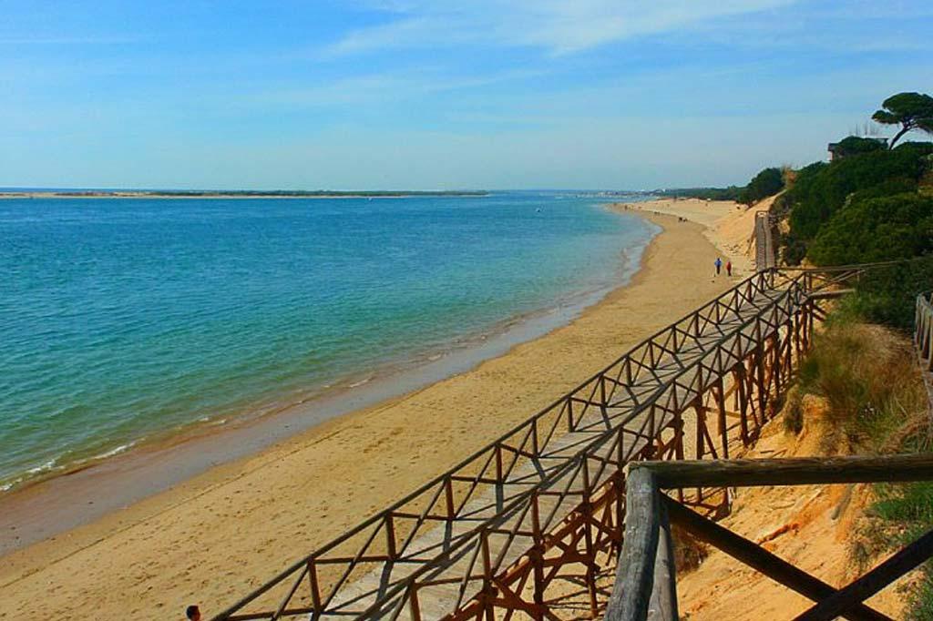 mareas de Playa El Portil