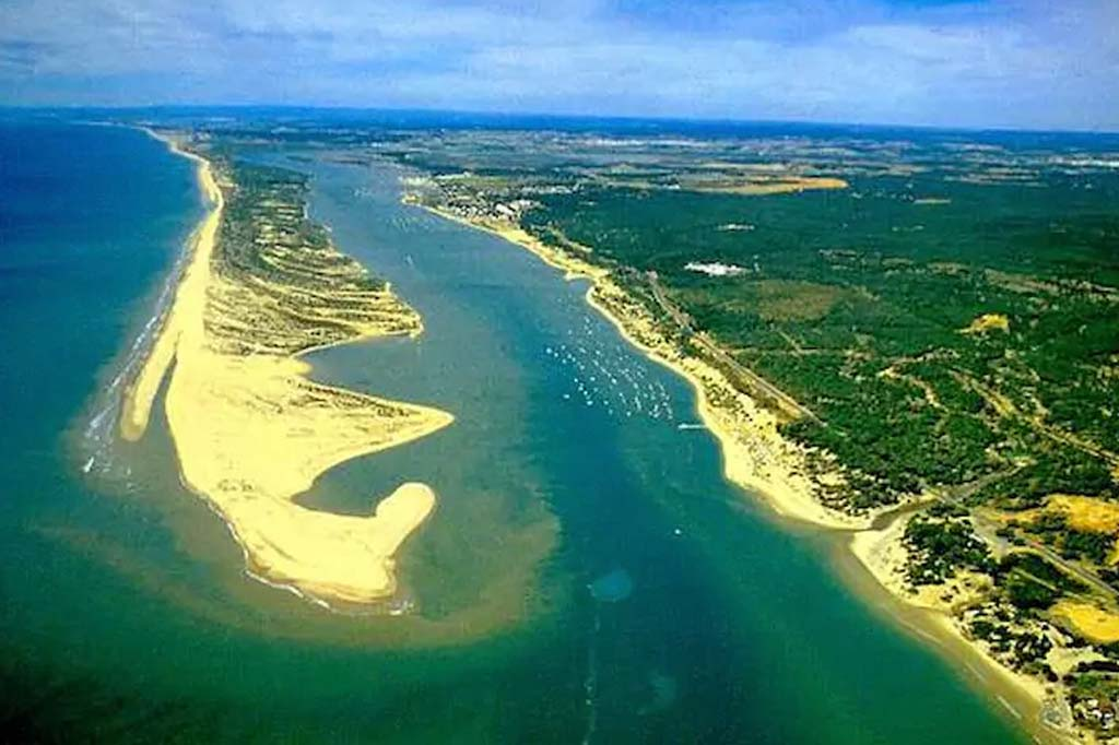 mareas de Playa El Rompido