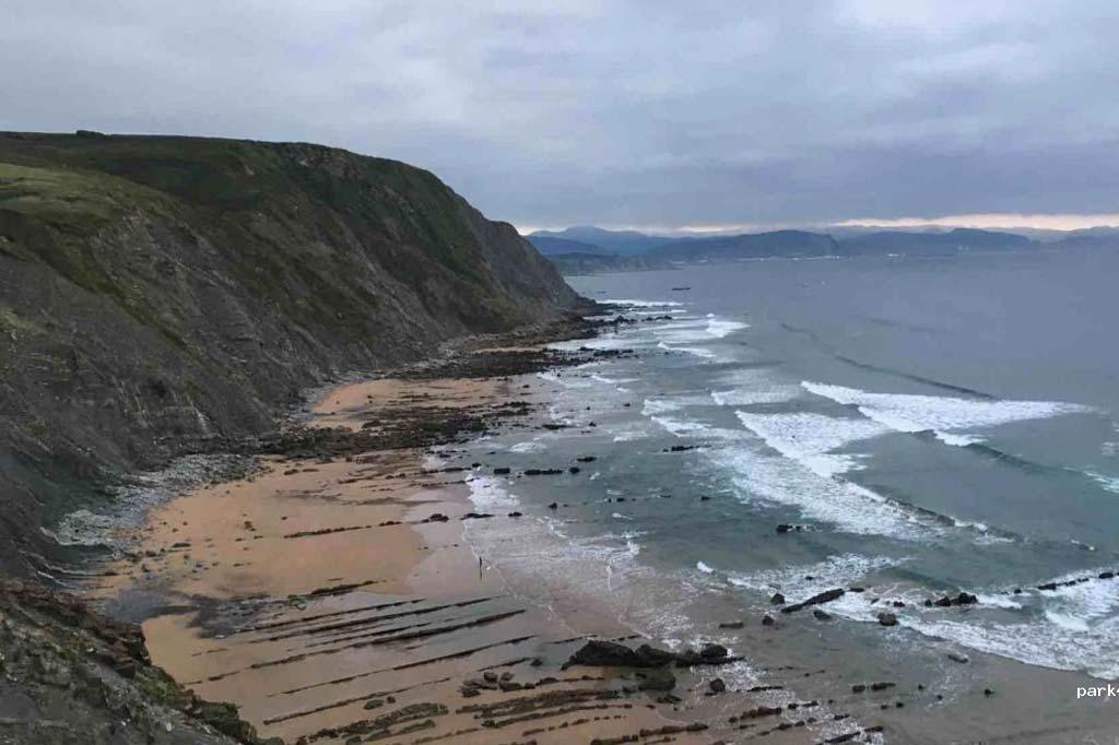 mareas de Playa Elexalde