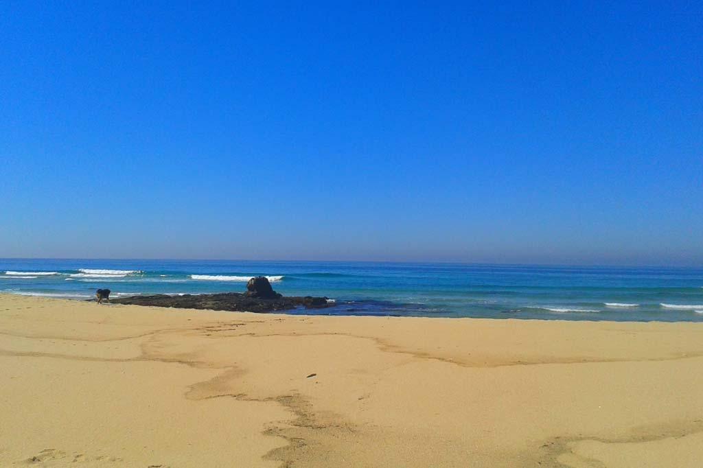 mareas de Playa Espiñeirido