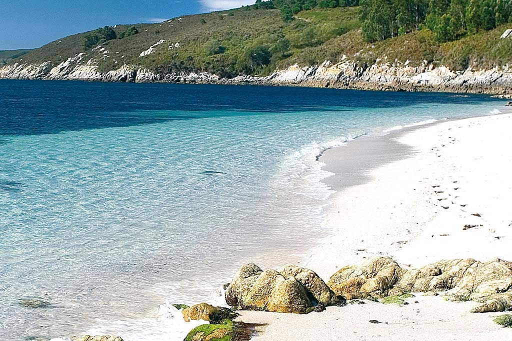 mareas de Playa Illa de Ons
