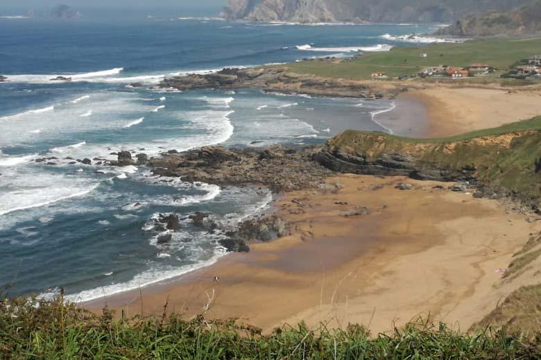mareas de Playa Llodero