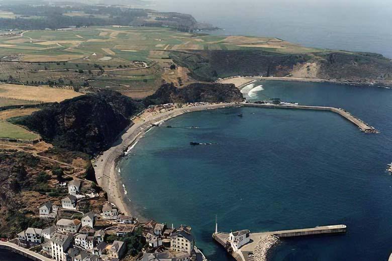 mareas de Playa Luarca