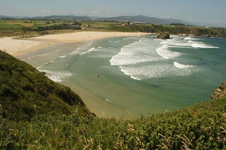 mareas de Playa Penarronda