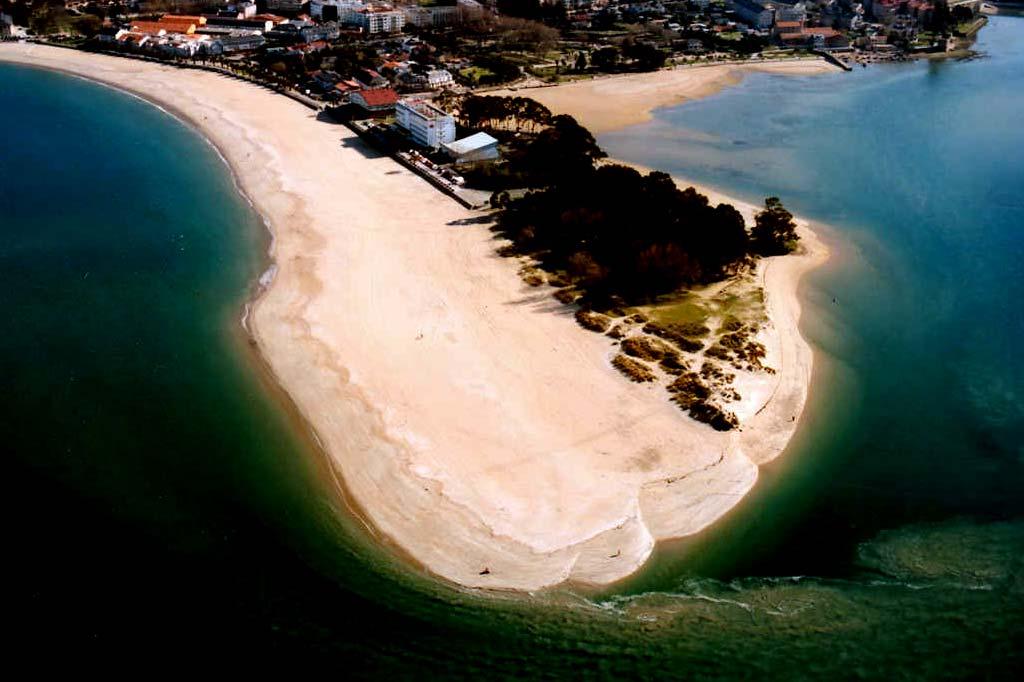 mareas de Playa Perillo