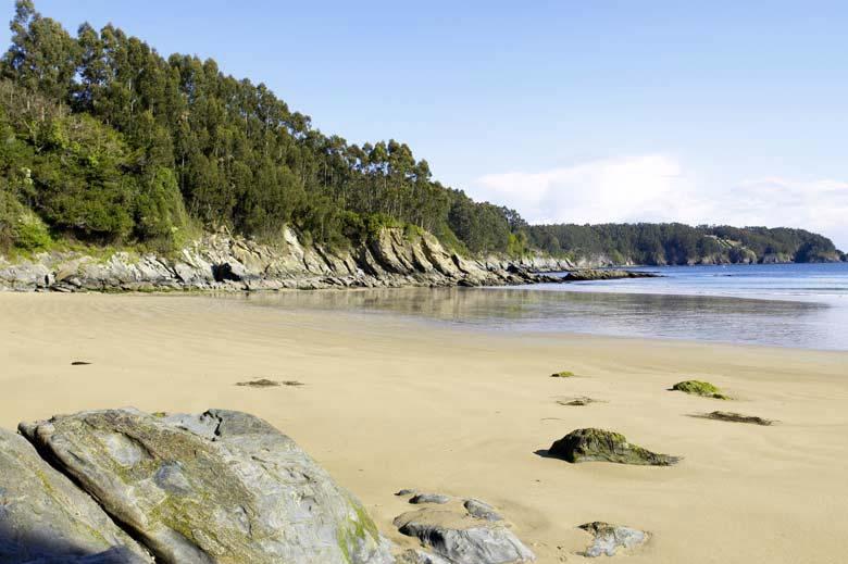 mareas de Playa Sacido