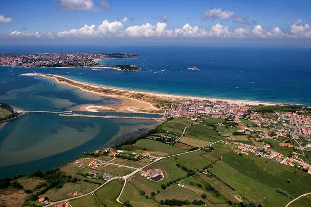 mareas de Playa Somo