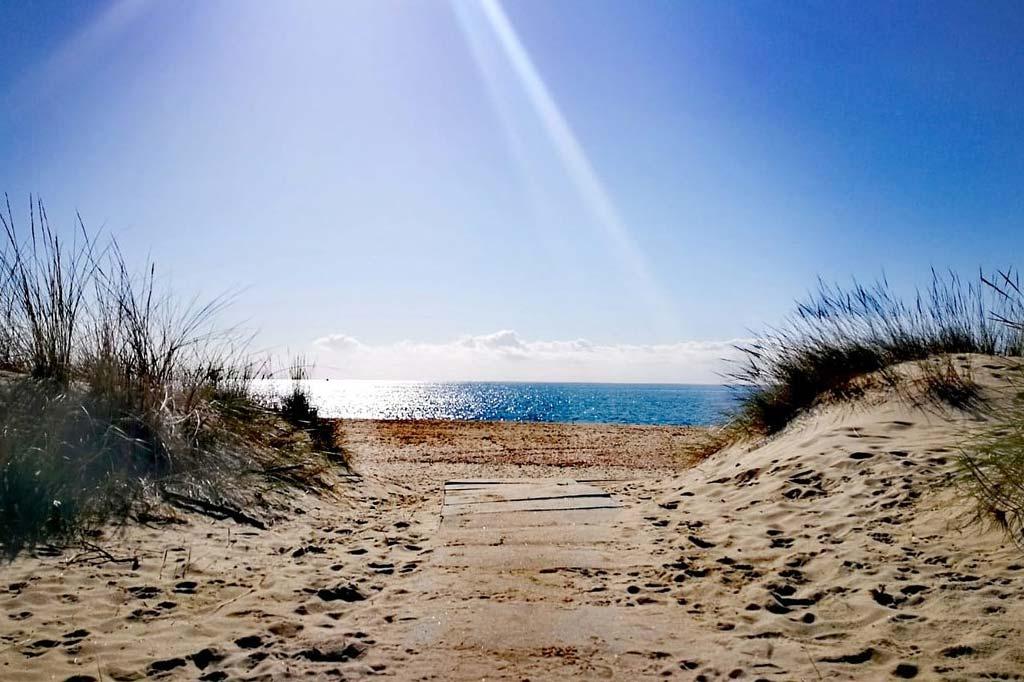mareas de Playa Taray