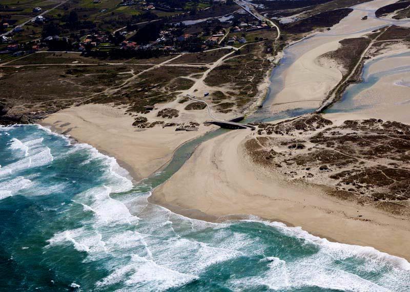 mareas de Playa de Baldaio