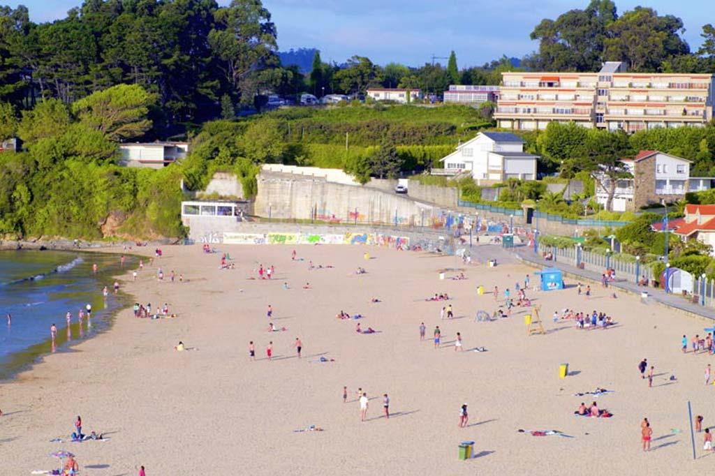 mareas de Playa de Bastiagueiro