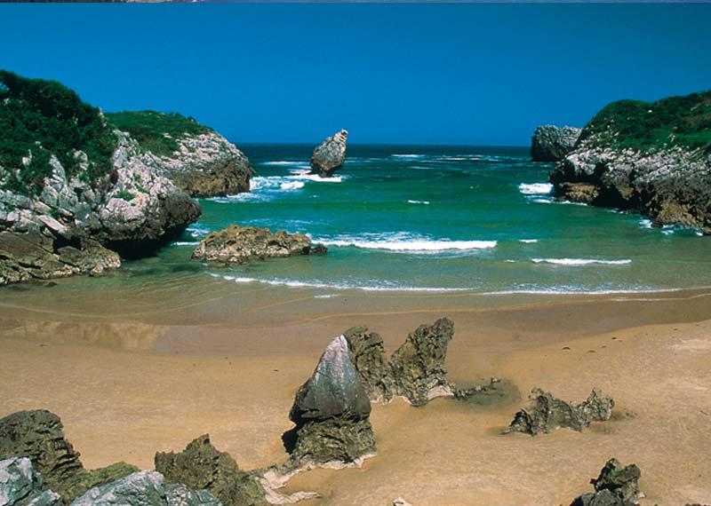 mareas de Playa de Buelna
