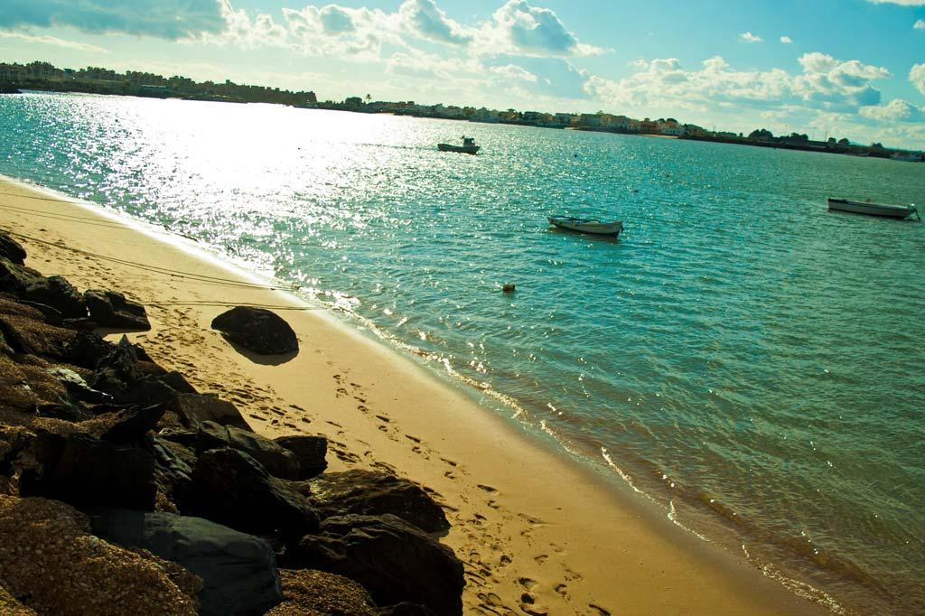 mareas de Playa de Caiman