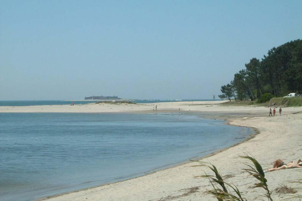 mareas de Playa de Camposancos