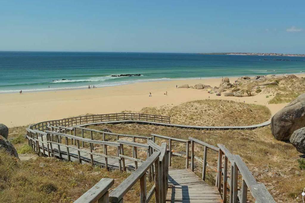 mareas de Playa de Corrubedo