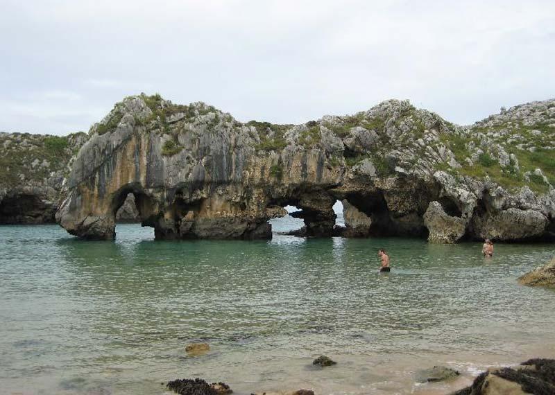 mareas de Playa de Cuevas del Mar