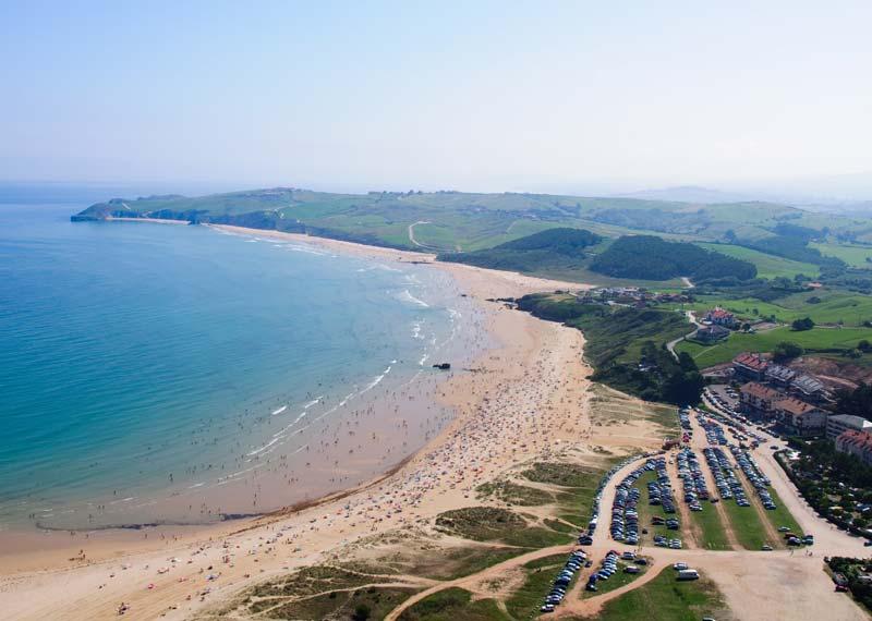 mareas de Playa de Merón