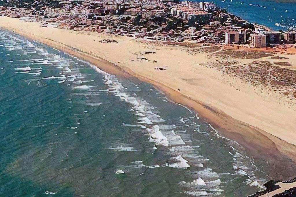 mareas de Playa de Punta Umbría