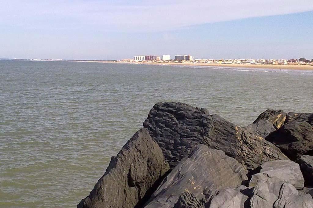 mareas de Playa de la Bota