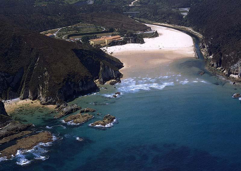 mareas de Playa de la Franca