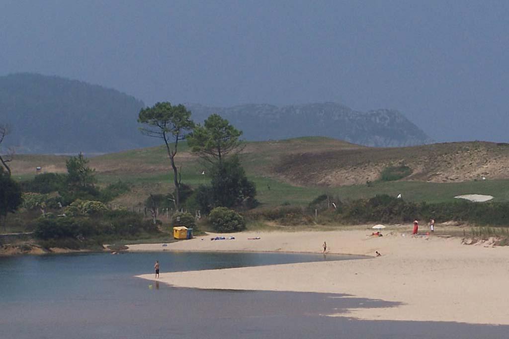 mareas de Playa de la Rabia