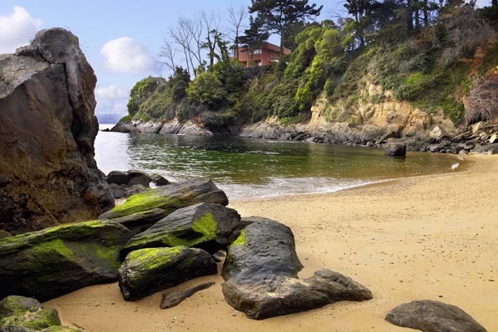 mareas de Praia Espiñeiro