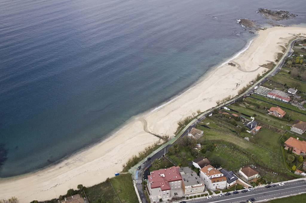mareas de Praia de Agrelo
