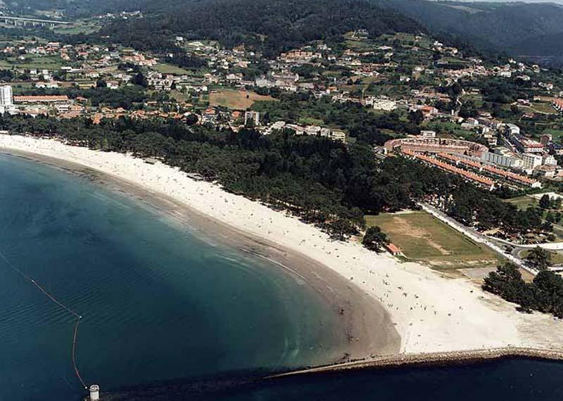 mareas de Praia de Cabanas