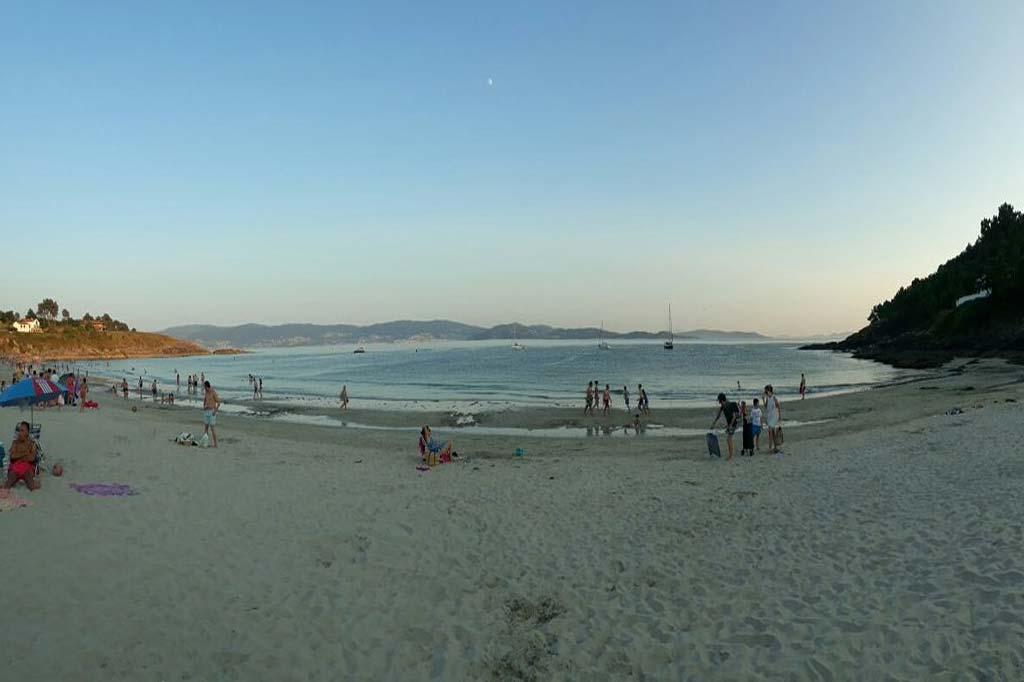 mareas de Praia de Canelas