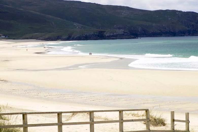 mareas de Praia de Doniños