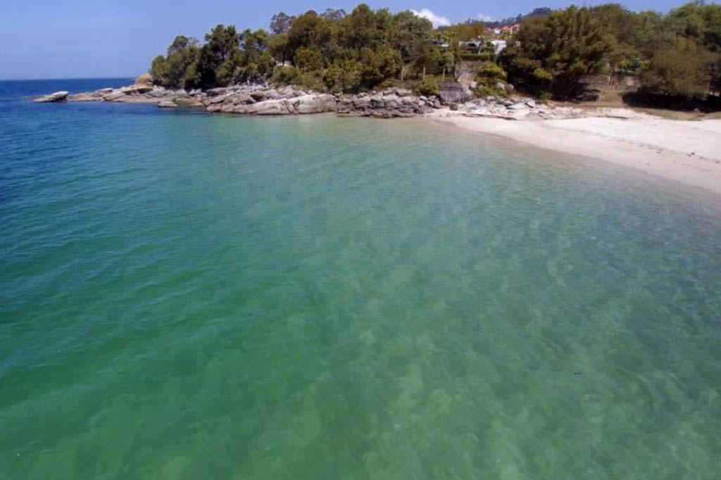 mareas de Praia de Francón