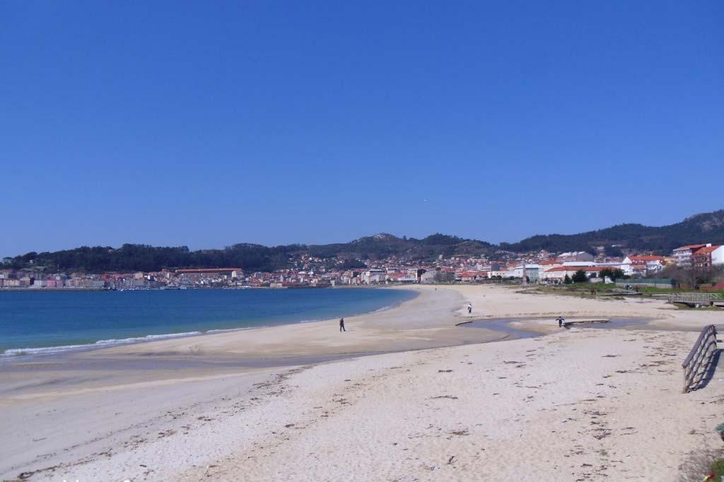 mareas de Praia de Rodeira