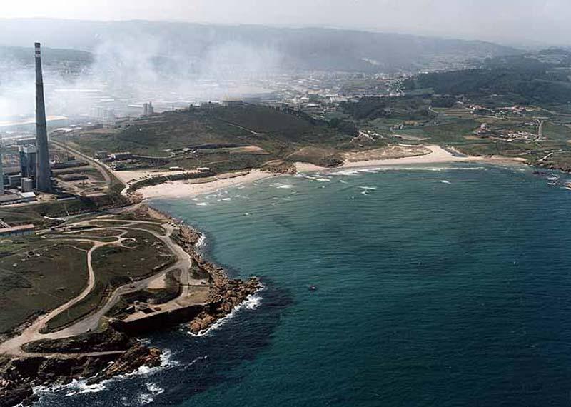 mareas de Praia de Sabón