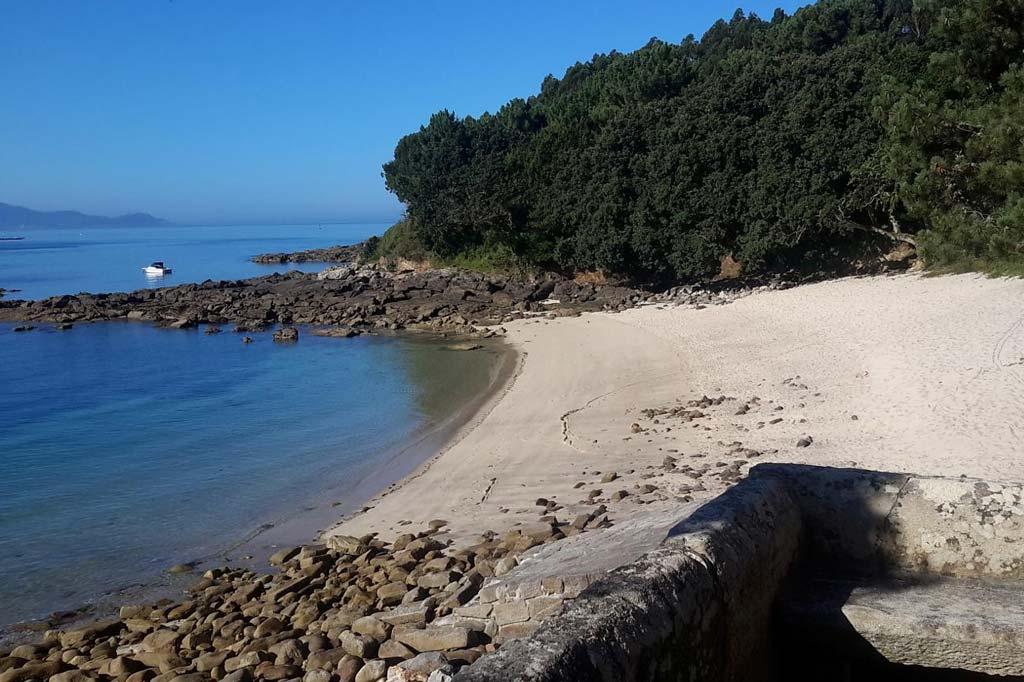 mareas de Praia de Temperáns