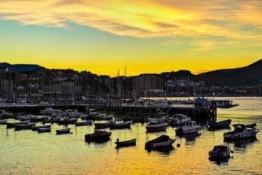 Mareas de Bilbao: Imagen del Puerto de Bilbao.